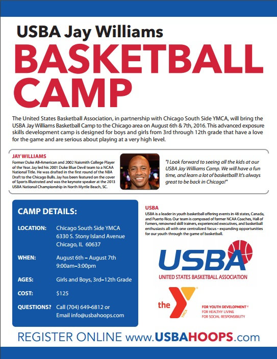 Jay Williams Camp