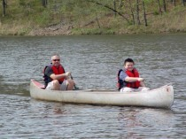 Trailblazers Canoeing and Camping event
