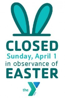 We will be closed Easter Sunday, April 1