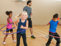 Bring the Whole Family to Our Free Fitness & Program Fair