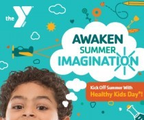 Celebrate Healthy Kids Day at the Elmhurst YMCA - April 20, 2018