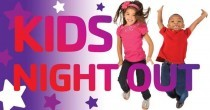 Kids' Night Out, Friday September 14!