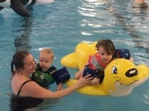 Come on out for our Family Night with Mini-inflatable FUN!