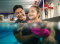 Nurturing skills and building confidence in the water…register for Swim Lessons today!