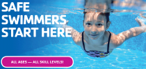 Sign up for Swim Lessons at the Y