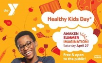 Healthy Kids Day® is Saturday, April 27