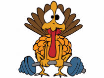 15th Annual Turkey Buster Workout!