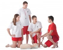 Red Cross Lifeguard Certification