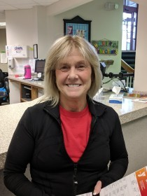Get to Know Our March Super Staff Recipient Renee Volpe