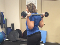 Meet Adrienne, a personal trainer at Naperville YMCAs
