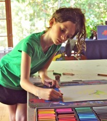 Enrich the artist side of your child at the Y