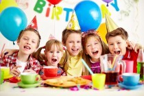 Celebrate your Child's Birthday at the Y!