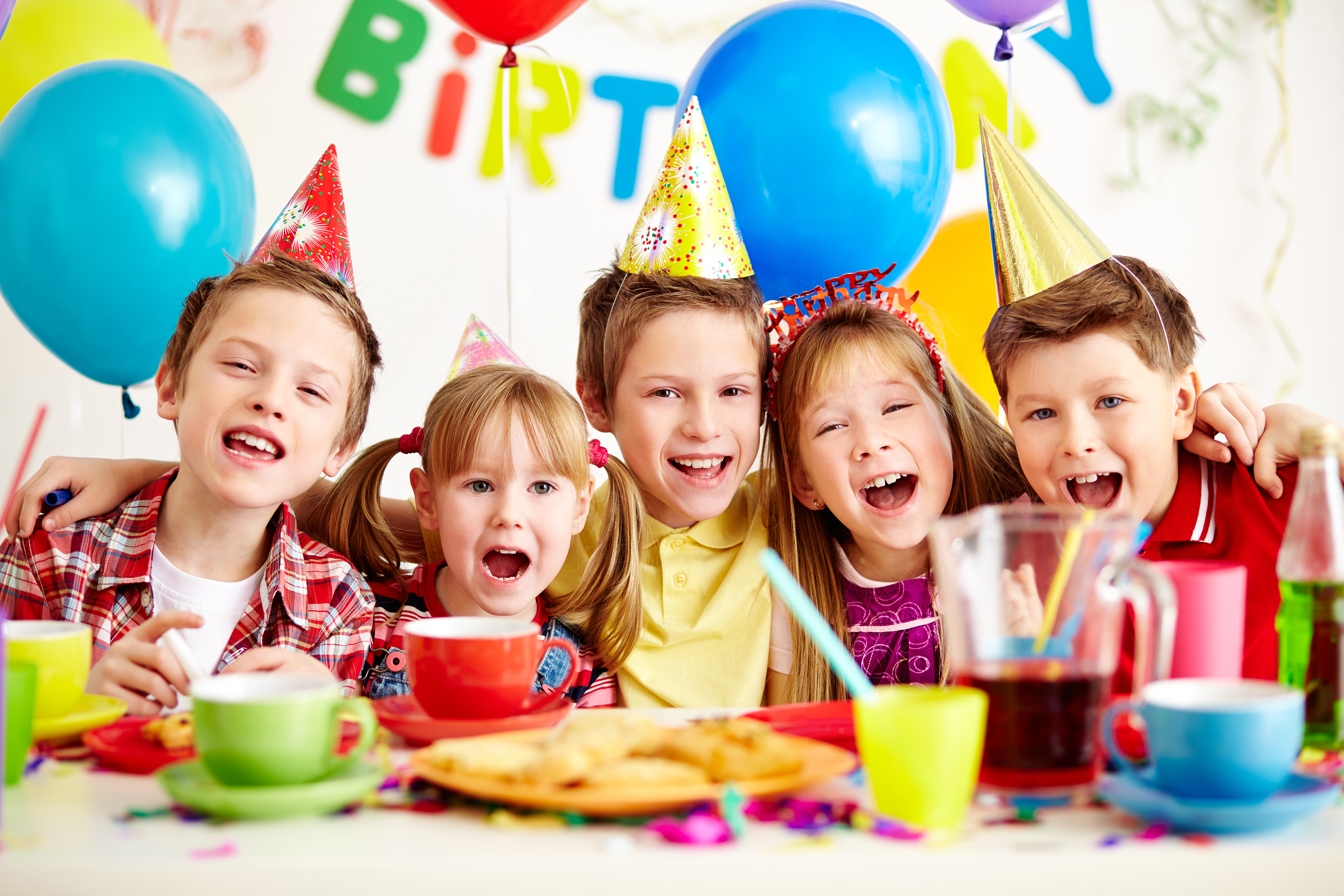 Celebrate Your Child S Birthday At The Y Fry Family