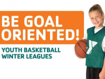 Winter Basketball Leagues at the Greater LaGrange Y