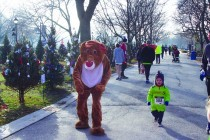 Greater LaGrange YMCA Reindeer Run 5K