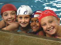 "Spring Program Highlights ""Swim Lessons"""