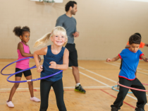 Keep Your Child Active, Engaged Over Spring Break at the High Ridge Y