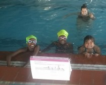 Accelerated  swim lessons