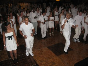 High Ridge YMCA 2nd Annual Line Dancing Party All White