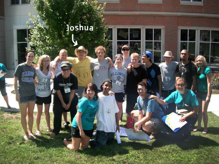 From a YMCA Kid to a YMCA Leader, Meet Joshua Martin