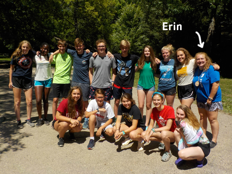 How Erin Penzel Went From Y Kid to Staff at YMCA Camp MacLean
