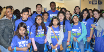 Students Recognized for Acts of Service at We Day