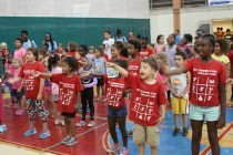 Back 2 School Illinois Helps YMCA Families Start The School Year Right
