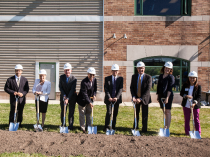 YMCA Breaks Ground on McCormick YMCA Expansion