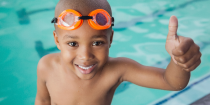 Is Your Child Safe in the Water? Try a Free Swim Assessment This May.