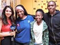 Meet Chicago's Kelly Hall YMCA Super Mentor