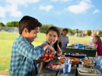 The Y's Free Summer Food Program Prevents Child Hunger