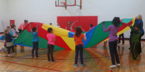 CATCH programming improves the health and wellness of children in the Y's after school programs