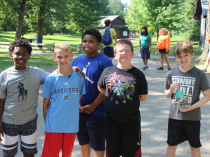 CPS Students Have a Week to Remember at YMCA Camp MacLean