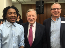 Sen. Dick Durbin and U.S. Rep. Danny Davis Introduce New Legislation to Address Childhood Trauma