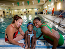 Building Confidence in the Water at the Y