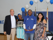 YMCA Urban Warriors Veterans and Youth Graduate, Receive Awards