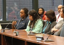 YMCA Youth Testifies in Support of Teen REACH Funding