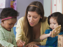 Need Child Care? The YMCA Center Is Here to Help.