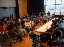 Help Us Support Chicago Youth at the Story Squad Showcase