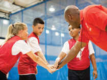 Introducing the Y's New 3-on-3 Youth Basketball Leagues