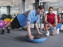 How to Challenge Yourself at the Y This Men's Health Month