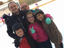Elmhurst Y Hockey Keeps Youth Active and Safe in Frigid Weather