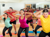 Another Reason to Share the Y? Scientists Say Exercising With Friends Is Healthier.