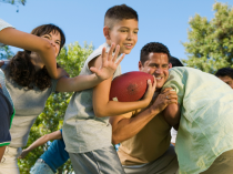 4 Actions Families Can Take to Keep Youth Physically Active