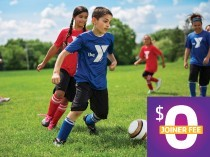 Join the Y Now Through April 21, Pay $0 Joiner Fee