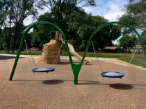 Sage YMCA Dedicates New Neighborhood Playground in Crystal Lake