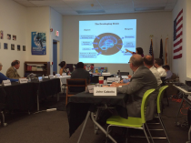 Governor Rauner's Commission on Criminal Justice and Sentencing Reform Convenes at YSVP Headquarters