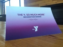 "Announcing the Honorees for This Year's ""The Y. So Much More"" Recognition Dinner"