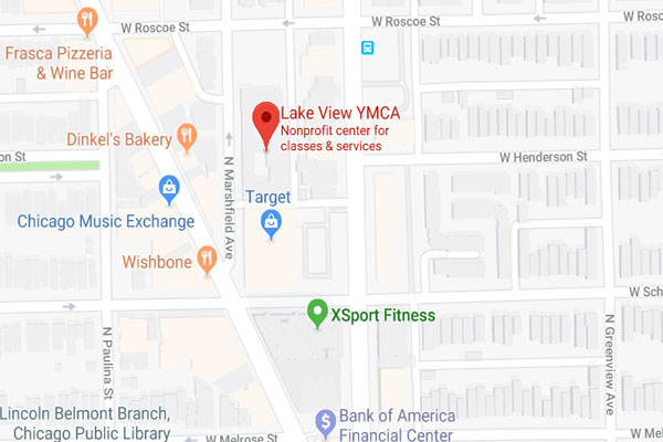 Address Hours Lake View Ymca Of Metro Chicago Chicago Il