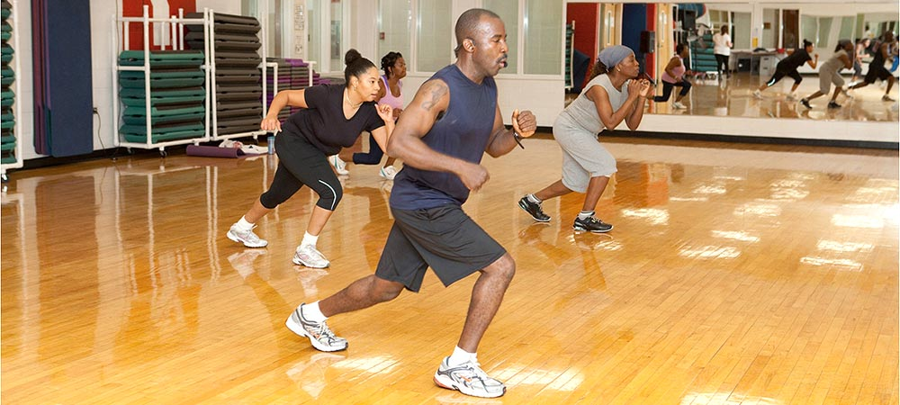 Get in the game—sports at the Y.